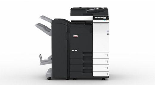 Develop ineo+ 554e colour copier/printer/scanner.